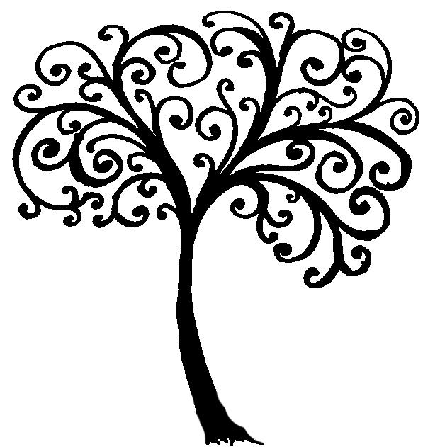 Eccezionale Disegni di alberi SN85