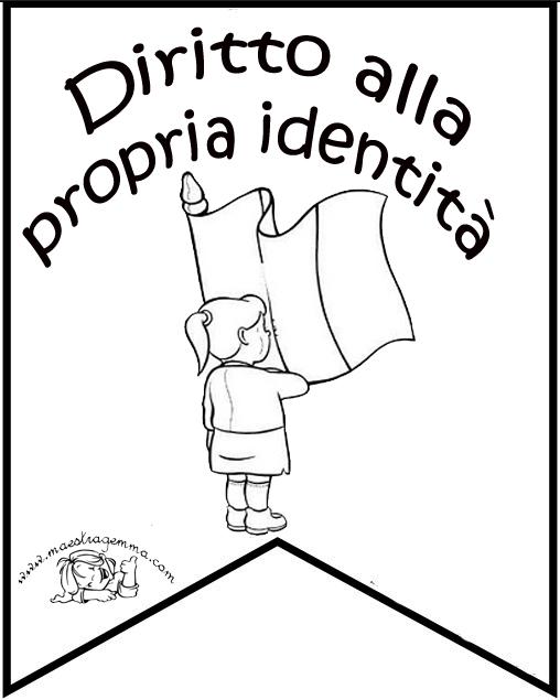 Disegni sui diritti dei bambini da colorare ur52 pineglen for Maestra gemma diritti dei bambini