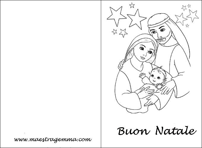 Natale segnalibri letterine maestra mary for Lavoretti di natale maestra mary