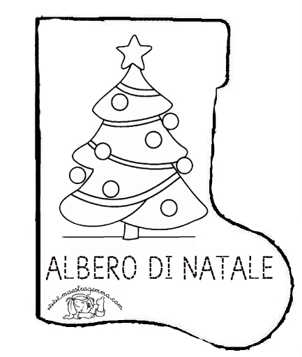 Maestra mary natale da stampare for Lavoretti di natale maestra gemma