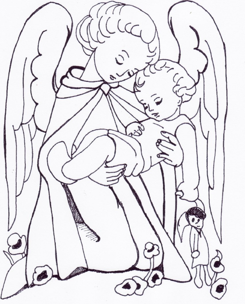 saint michael holy prayer card printable also 303913e6af40d0 full besides drawings of angel wings 4 as well blue wings hi additionally ScreenShot1149 in addition Boy Angel Coloring Pages additionally angel wings 137 together with Flying Pointing Angel moreover kerst engel in addition  furthermore Angel Transparent. on printable coloring pages of guardian angels