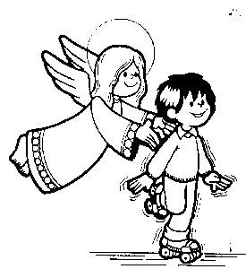 Poesie Di Natale Sugli Angeli Per Bambini.Angeli Custodi