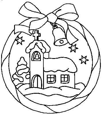 Disegni Di Palline Di Natale.Disegni Natale