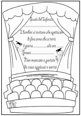 N 5 for Maestra gemma recite di natale