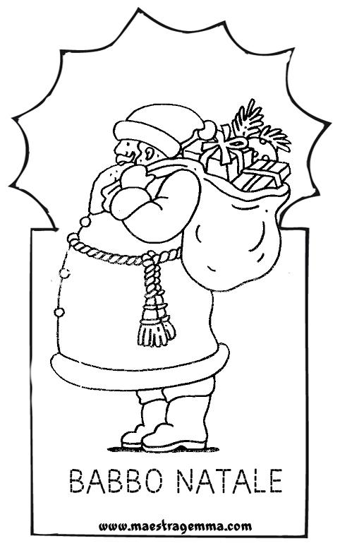Pregrafismo maestra gemma for Natale maestra gemma