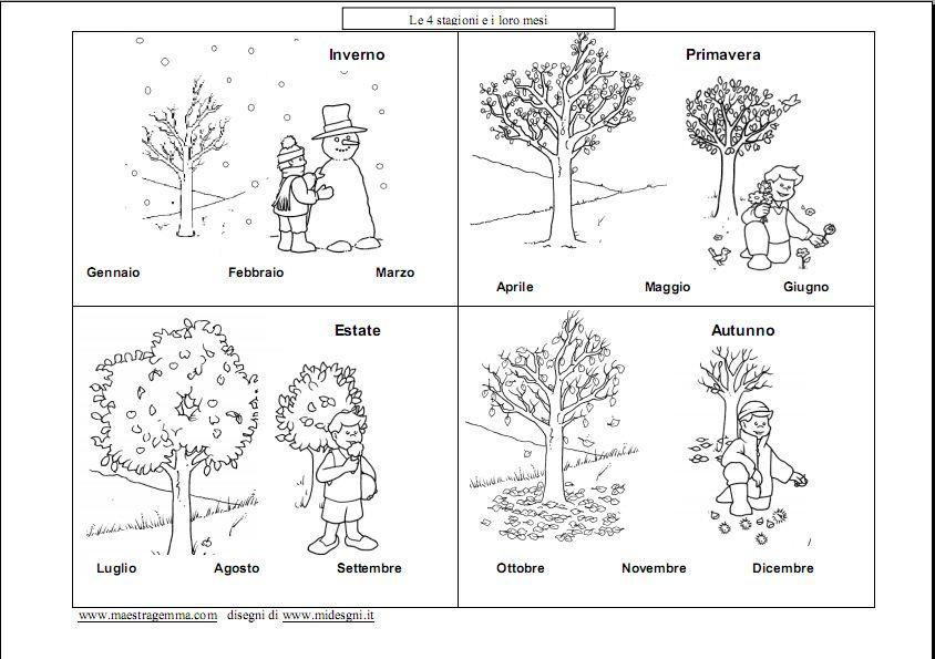 Preferenza Schede stagioni LU61